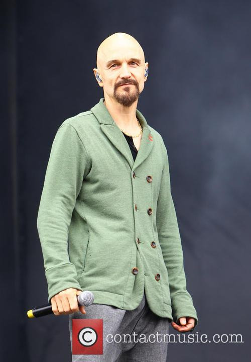Tim Booth and James 1