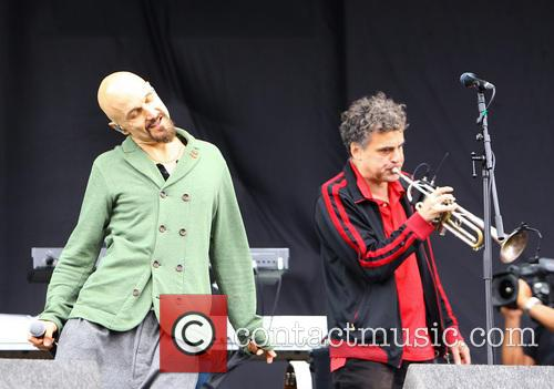 Tim Booth and James 7
