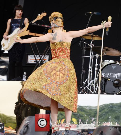 Paloma Faith, V Festival