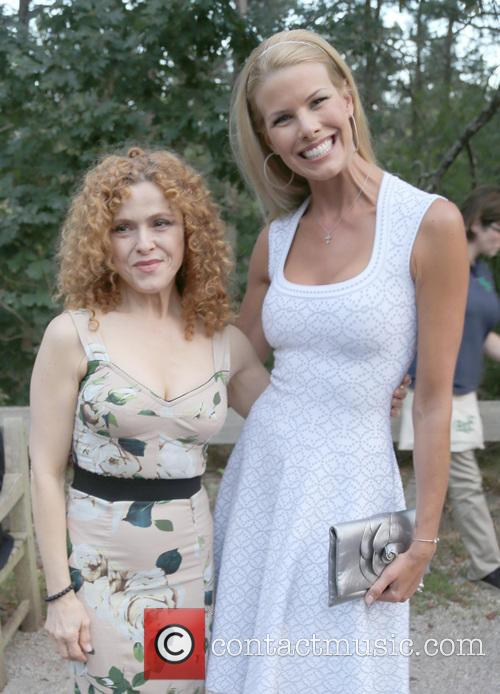 Bernadette Peters and Beth Ostrosky Stern 2