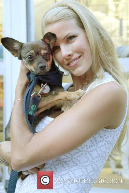 Beth Ostrosky and Bow Wow 4