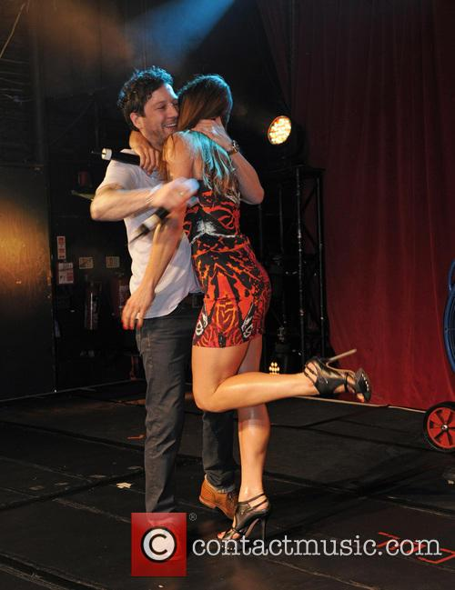 Melanie Chisholm and Matt Cardle 9