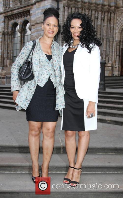 Claudia Webbe and Kanya King 5