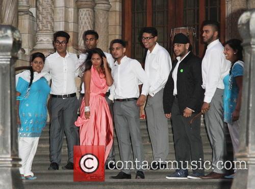 Preeya Kalidas and Guests 9