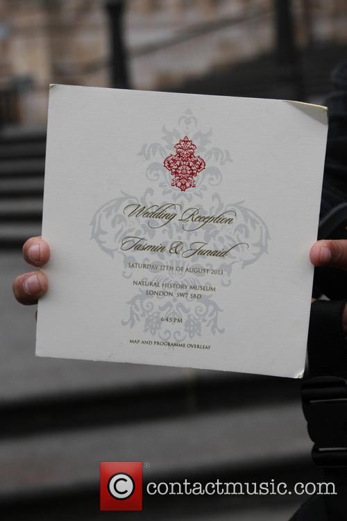 Wedding, Tasmin Lucia-khan and Junaid Zaman 4