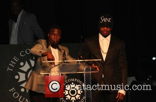 kevin hart ne yo 2nd annual compound foundation fostering 3822197