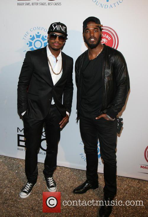 Ne-yo and Luke James 4