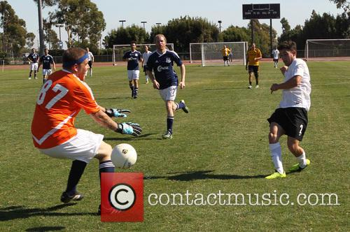 nick jonas jonas brothers host charity soccer 3821663