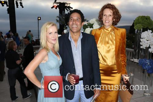 Angela Kinsey, Oscar Nunez and Ursula Whittaker 2