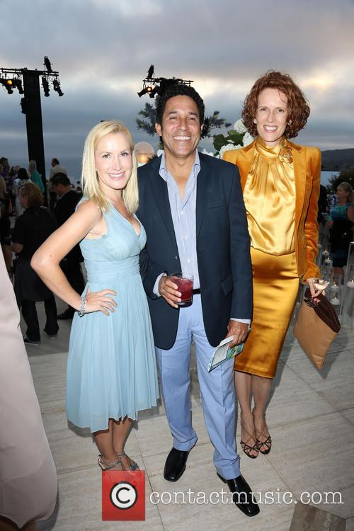 Angela Kinsey, Oscar Nunez and Ursula Whittaker 7