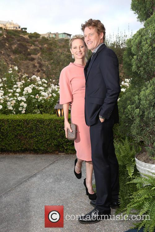 Anne Heche and James Tupper 1