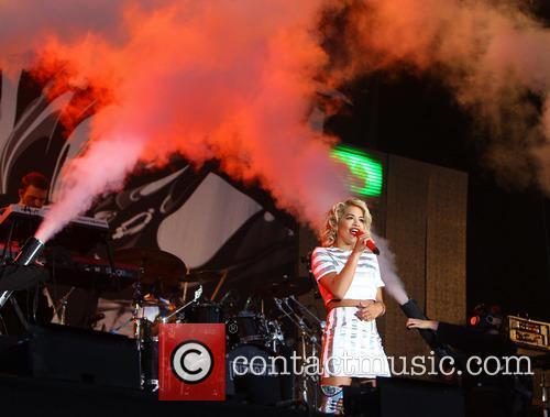 Rita Ora, Hylands Park, V Festival