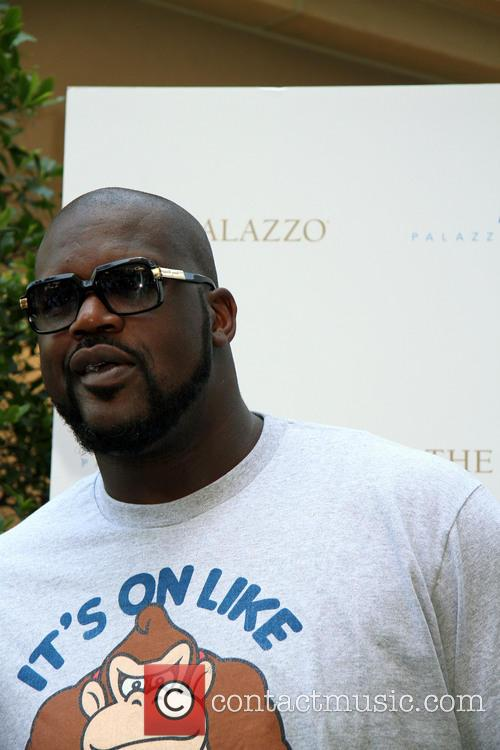 Shaquille O'neal 4