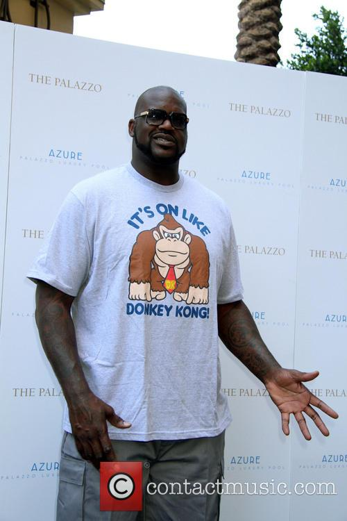 Shaquille O'neal 9