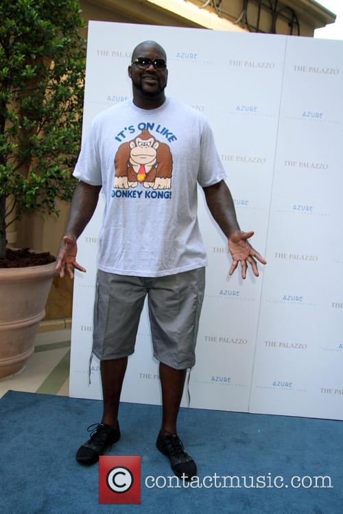 Shaquille O'Neal 20
