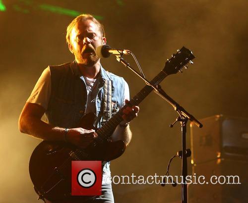 Caleb Followill and Kings Of Leon 4