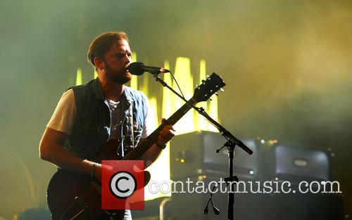 Caleb Followill and Kings Of Leon 6