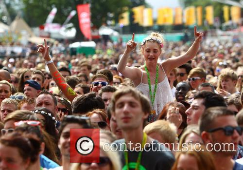 V Festival 2013 held at Highlands Park