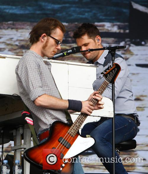 Roy Stride, Greg Chruchouse and Scouting For Girls 6