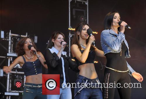Edele Lynch, Lindsay Armaou, Keavy Lynch, Sinéad O'carroll and B*witched 1