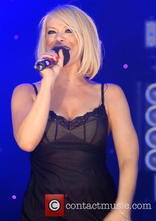 Liz Mcclarnon and Atomic Kitten 7