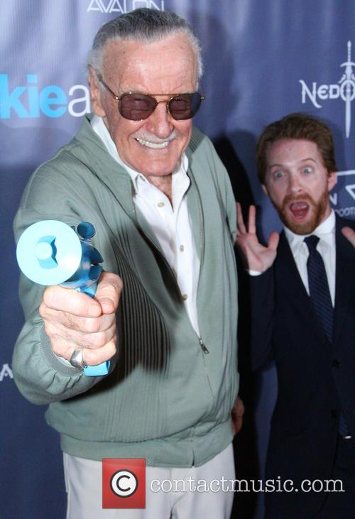 Stan Lee and Seth Green 6