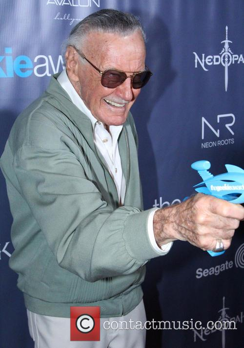 stan lee the 2013 geekie awards 3829230