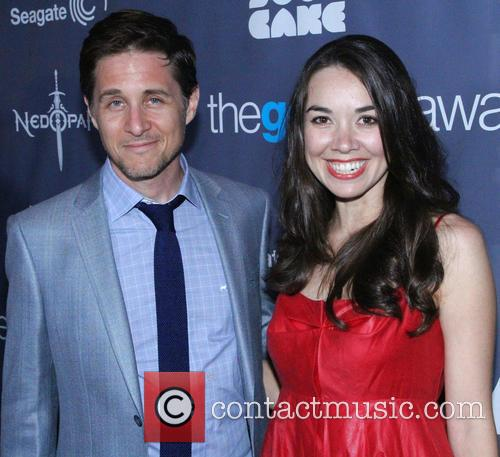 Yuri Lowenthal and Tara Platt 11