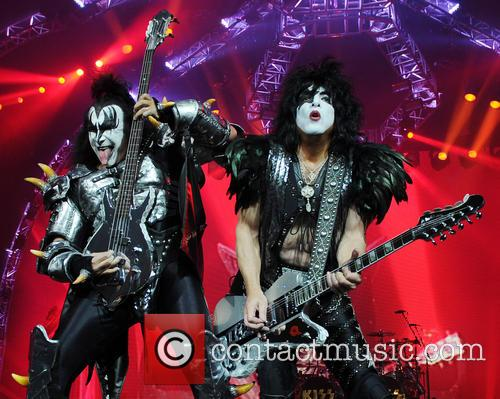 Gene Simmons and Paul Stanley 4