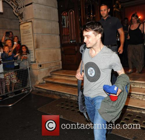 Daniel Radcliffe and Atmosphere 4