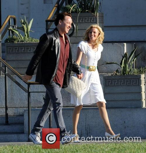 Elizabeth Banks and John Cusack 17