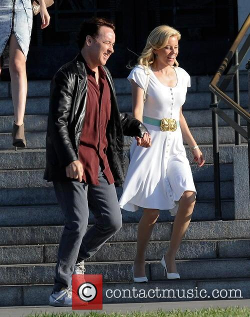 Elizabeth Banks and John Cusack 22