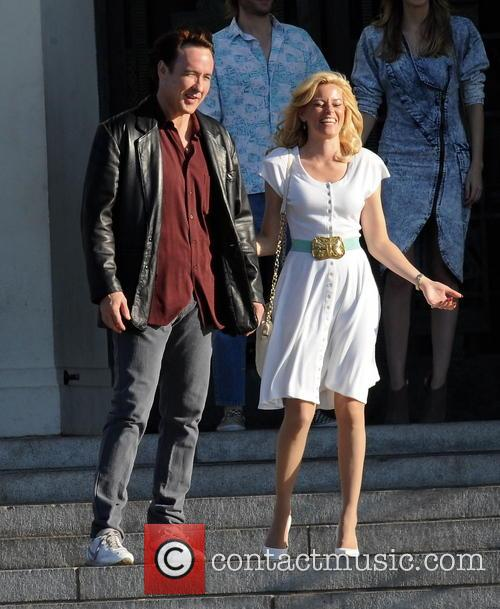 Elizabeth Banks and John Cusack 23