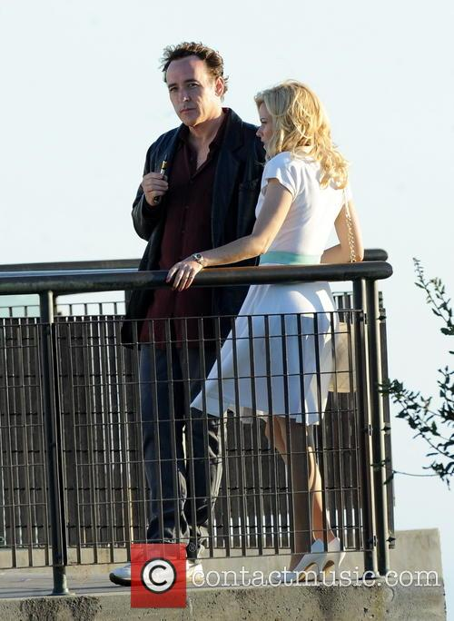 Elizabeth Banks and John Cusack 26
