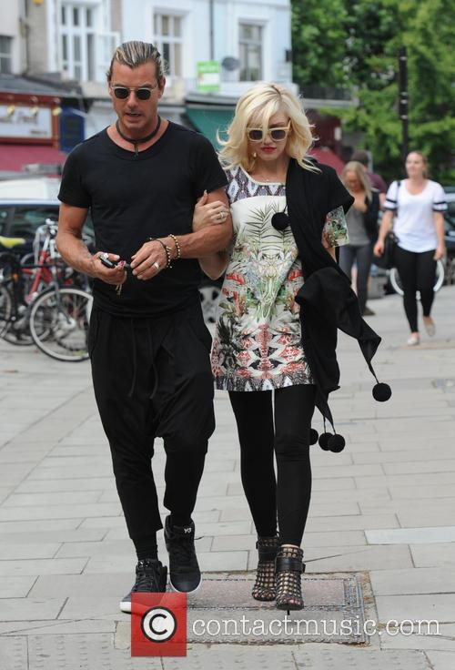 Gwen Stefani and Family 7