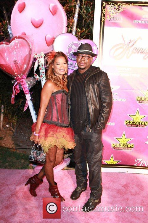 Bobby Brown and Alicia Etheridge 2