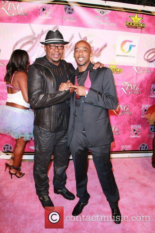 Bobby Brown and Ralph Tresvant 4