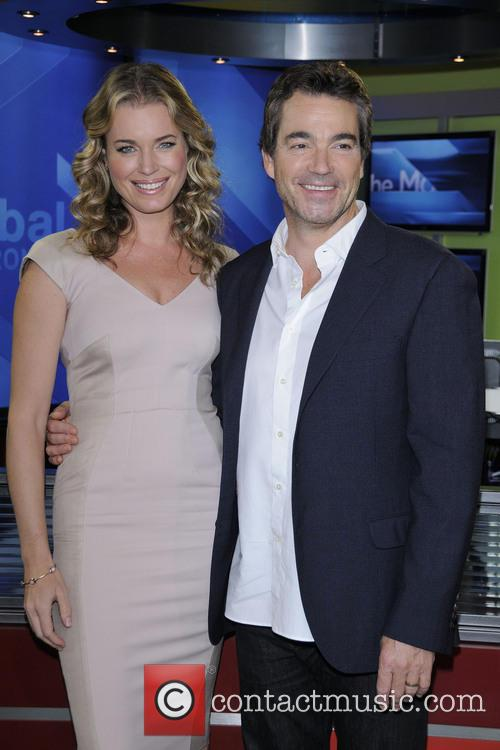 Rebecca Romijn and Jon Tenney 5