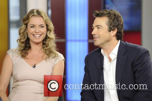 Rebecca Romijn and Jon Tenney 10