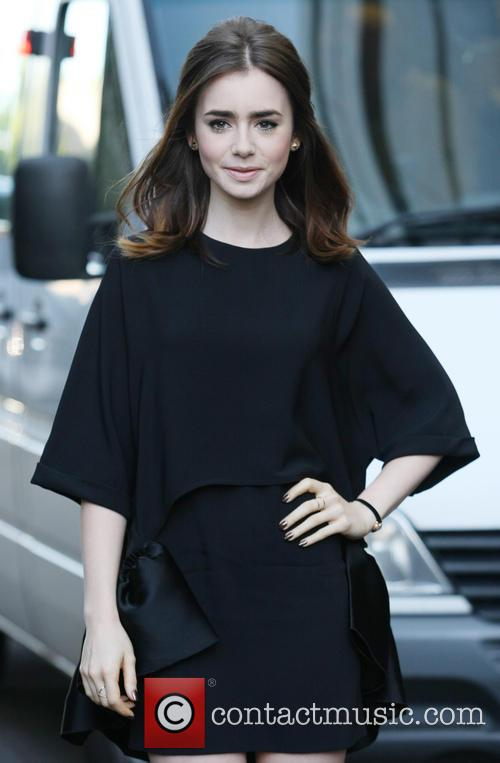 Lily Collins 7