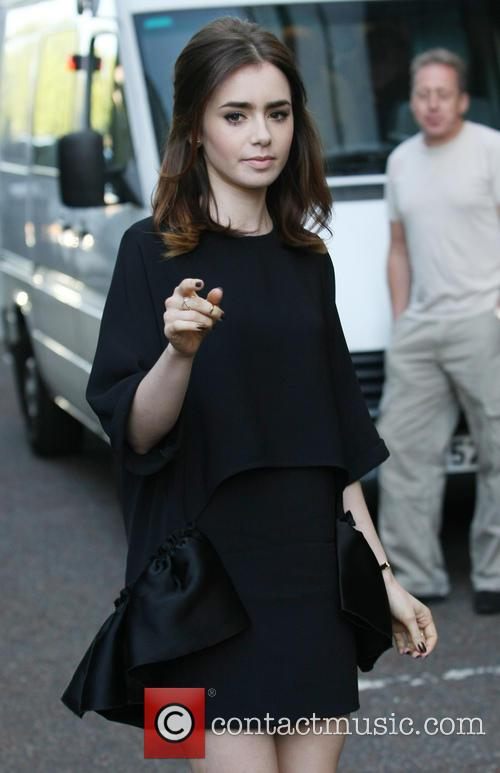 Lily Collins 11