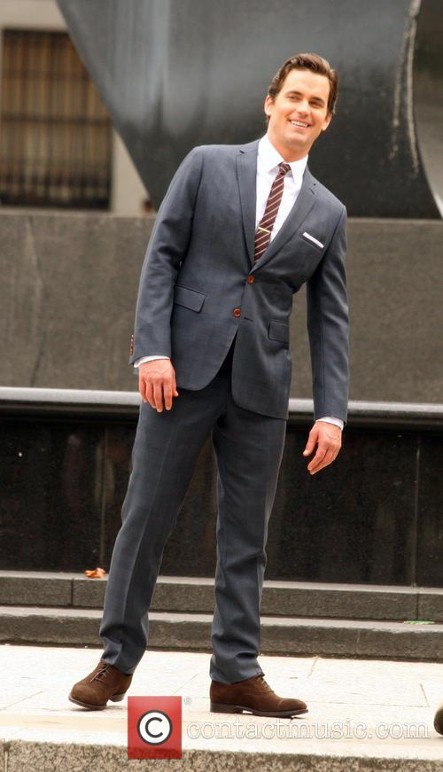 matt bomer white collar filming in new 3823609