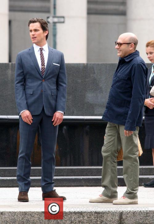 Matt Bomer and Willie Garson 3