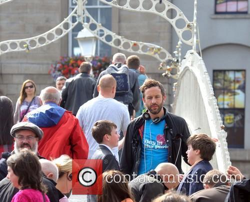 'Moone Boy' filiming in Dublin