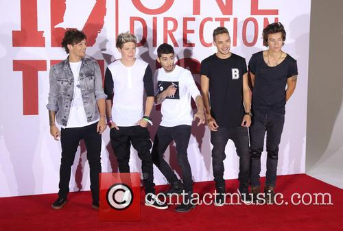 One Direction, Harry Styles, Niall Horan, Liam Payne, Louis Tomlinson and Zayn Malik 7