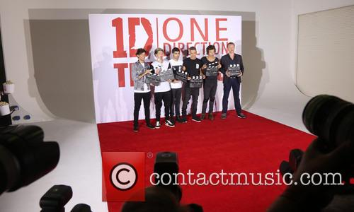 One Direction, Harry Styles, Niall Horan, Liam Payne, Louis Tomlinson, Zayn Malik and Morgan Spurlock 20