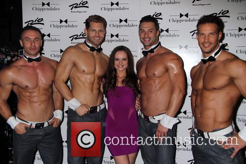 Shee' Dueitt and Chippendales 4