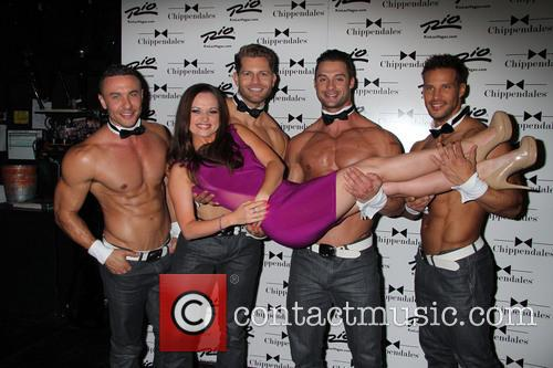 Shee Dueitt At Chippendales