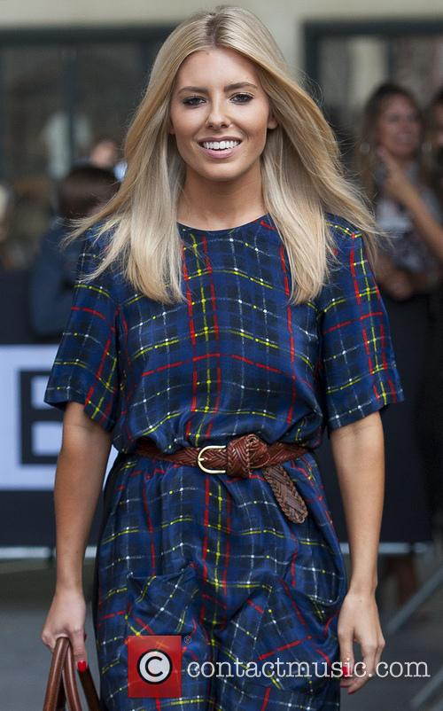 mollie king the saturdays leaving bbc radio1 3823394