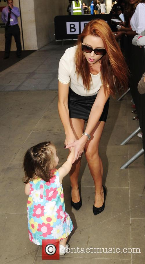 The Saturdays, Una Healy and Aoife Belle Foden 9